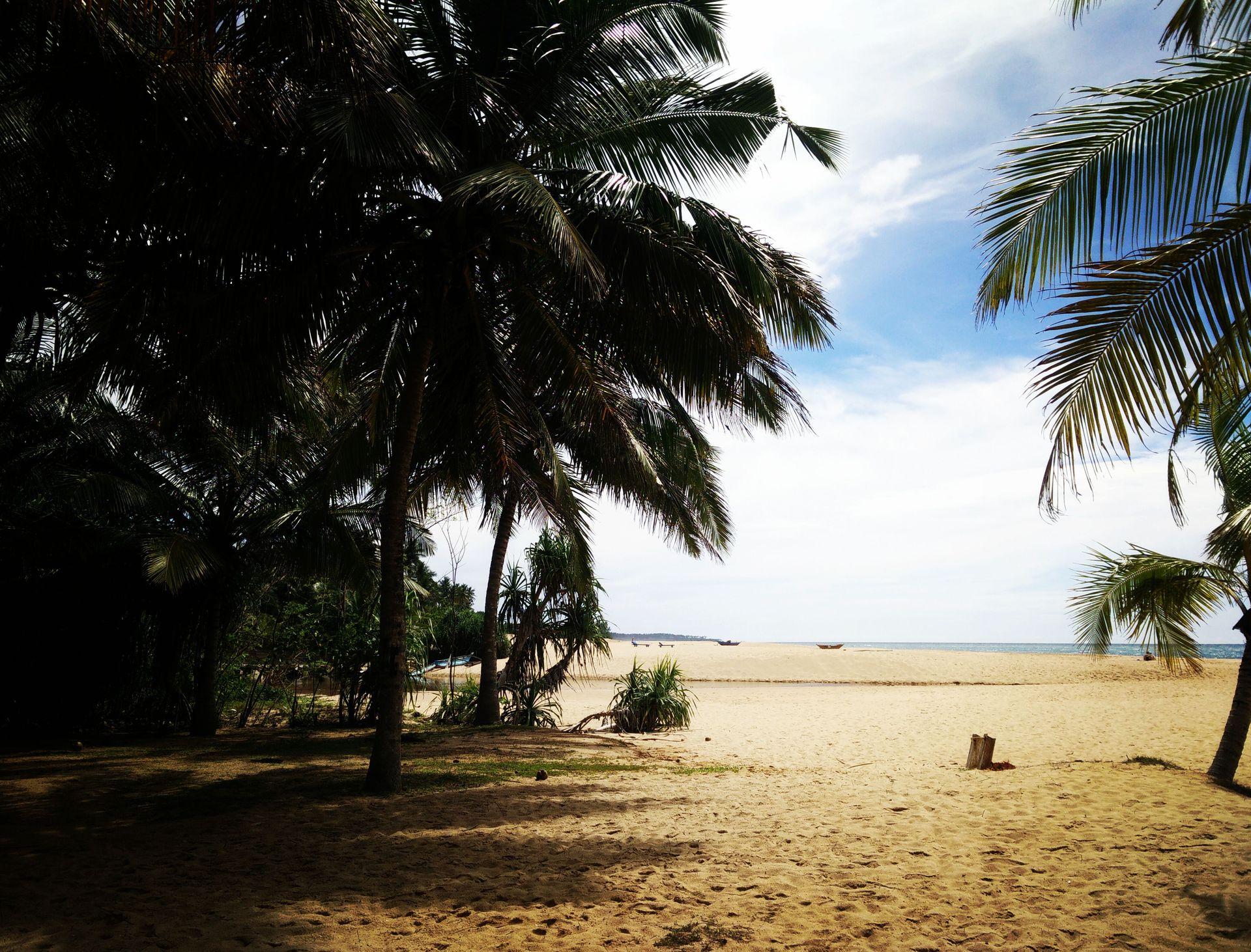 Tangalle - Wie im Paradies
