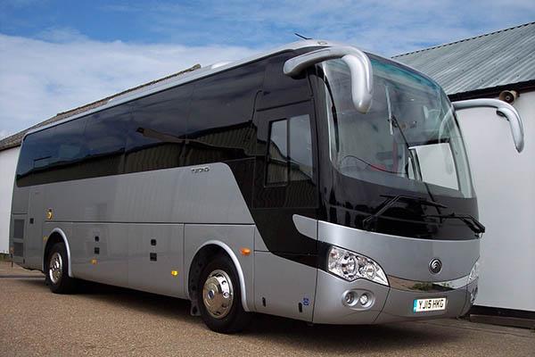 Reisebus für bis zu 50 Personen